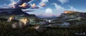<b>Pale Moon</b><br><i>AnthonyAvon</i>