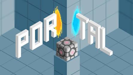 Portal Trixels by mdk7