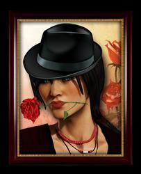 Chloe, The Godfather by Shrantellatessa