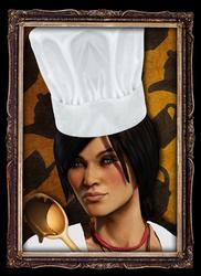 Chloe, The Chef Cuisinier by Shrantellatessa