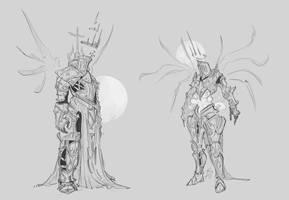 Knights by WinterGoesDraw