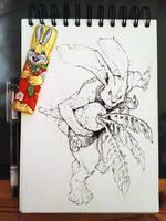 Easter Bunny by WinterGoesDraw