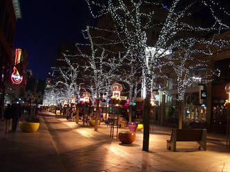 Denver Lights by CobaltBlu