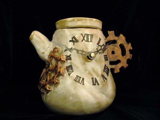 Steampunk Teapot by CobaltBlu