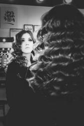 Black mirror by Arichka
