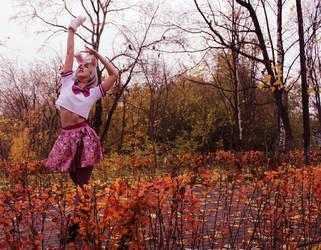 Bunny girl by Arichka