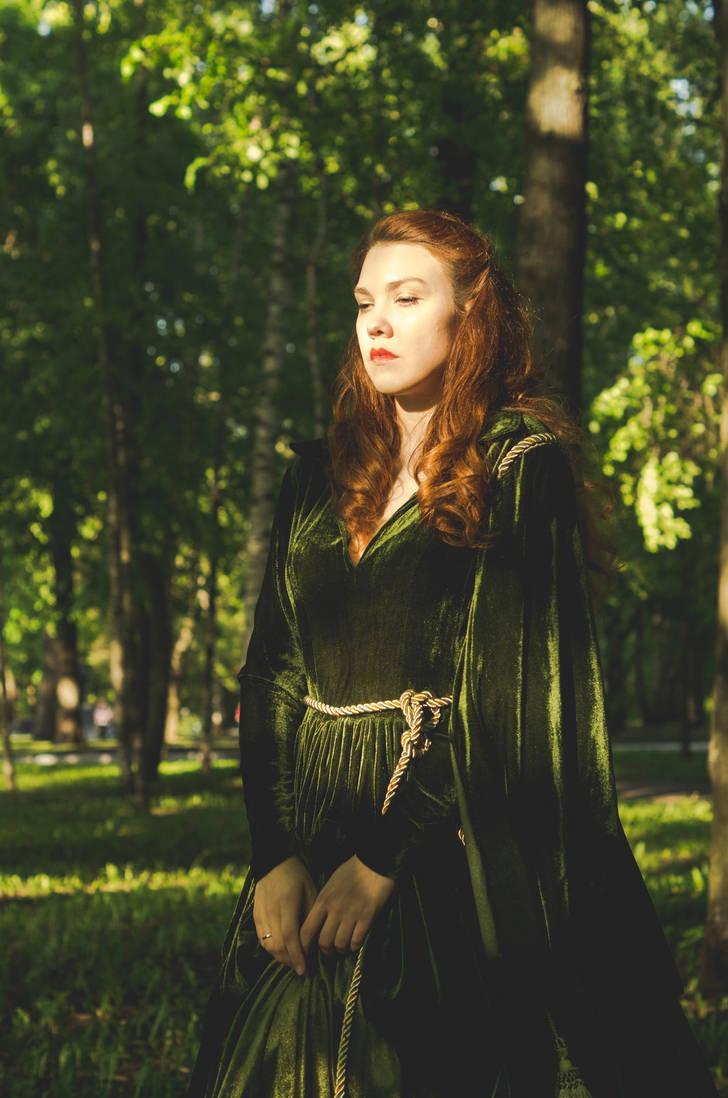 Scarlett O`Hara dress (1) by Arichka