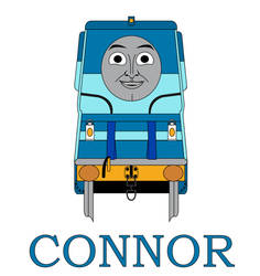 Connor the Streamlined Engine Promo by MikeD57s