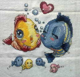 fish family by elanor-V