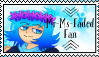 Mr-Ms-Faded Stamp {I am having to much fun} by Http-WDGaster
