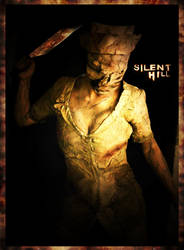 Silent HIll Dark Nurse Cosplay by CosplayCandy