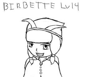 Birbette by Shiningspecks
