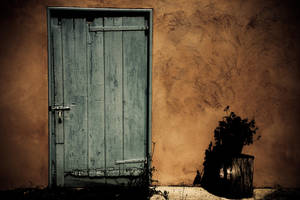 Old Door by webhamster