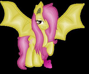 FlutterBat by AyaAli20002