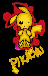Pikachu by AyaAli20002