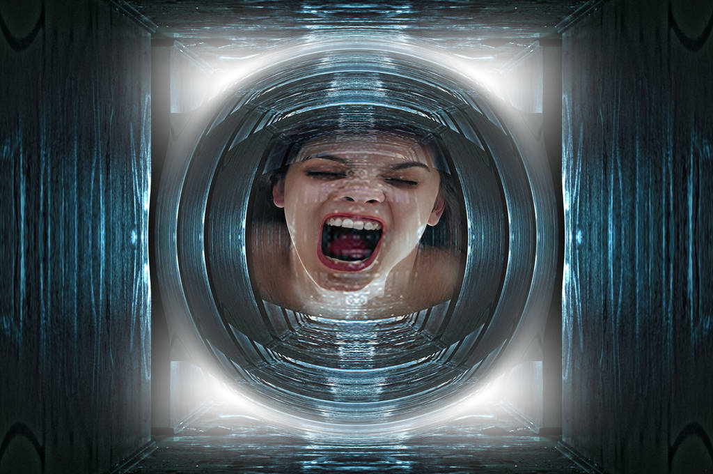 A Silent Scream by JustJaxx