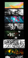 Tag Wall 2 by jotfs