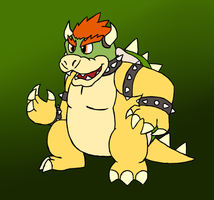 Happy Bowser Day by JomoOval