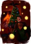 Magical Christmas by blueocean01