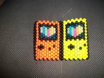 Gameboy Cuff Side 2 by rainbowchick201