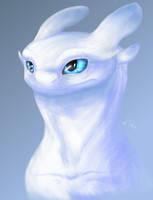 Light Fury by SilentyOwO