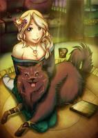 DOG GIRLS by mao-l