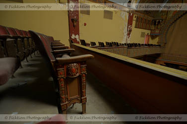 Performance Seating by FicktionPhotography
