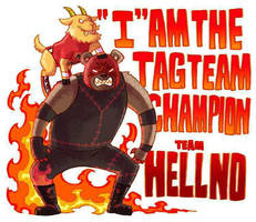 HELL NO :D by RaTeD-Gfx