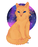 Space Kitten by Kina202