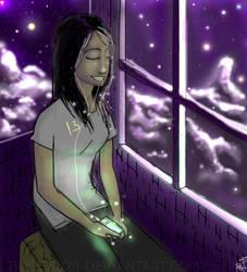 Her Cosmic Finale by boogs024