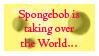 Spongebob stamp by xXInvader-HaleyXx