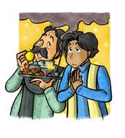 Happy Diwali by Naoru