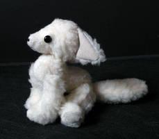 Nivi the Husky Puppy by Naoru