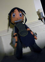 Commission: Jointed Cain Plushie 1 by Naoru