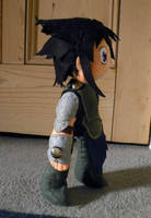 Commission: Jointed Cain Plushie 2 by Naoru