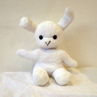 Commission: fully posable Bunny by Naoru