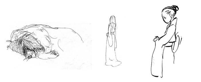 Sketchbook choices 2 by Naoru