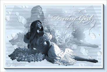 Bluefay 'Dream Girl' by Bluefairymagicdreams