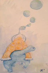 le turtle by NachoBoyIQ