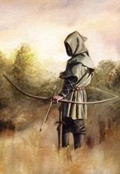 Robin Hood by LouieRoybal