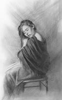 Abigail Study by LouieRoybal