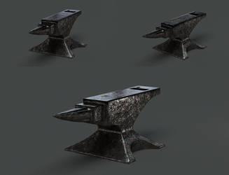 Anvil test render by Loreathan