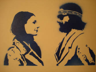 Margot and Richie Tenenbaum by incubus72787