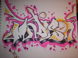 Madison Graffiti by KillaKapp25