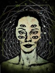 eyes by mitopir