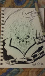 First inktober submitted here!!! by TotalMayhem