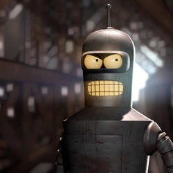 Bender 3D by GlassGuise
