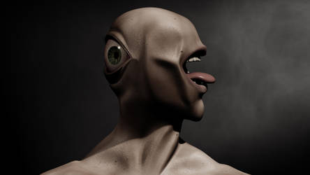 Split Face by GlassGuise