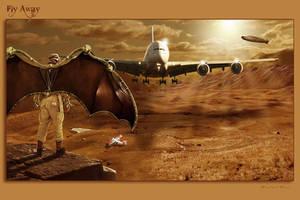 Fly Away by einstein64k