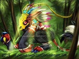 Monkeying around by jalenrobinson11